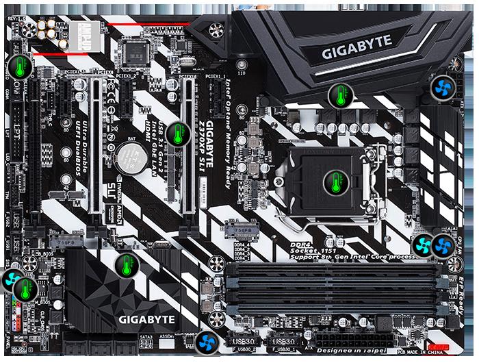 z370xp sli rev 1 0 placas mãe gigabyte brazil