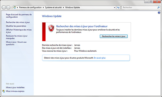PROCEDUR DE MISE A JOUR WINDOWS 7 VERS WINDOWS 8 Upgrade-02
