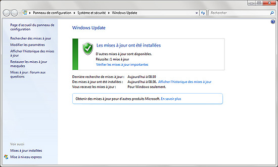 PROCEDUR DE MISE A JOUR WINDOWS 7 VERS WINDOWS 8 Upgrade-05