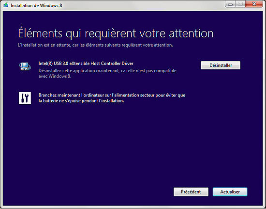 PROCEDUR DE MISE A JOUR WINDOWS 7 VERS WINDOWS 8 Upgrade-12