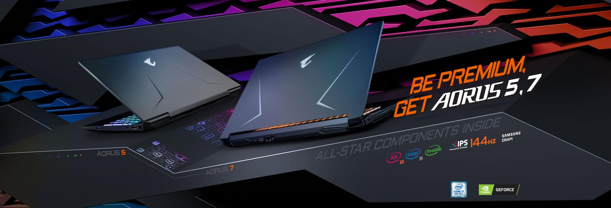 Laptop - GIGABYTE Global