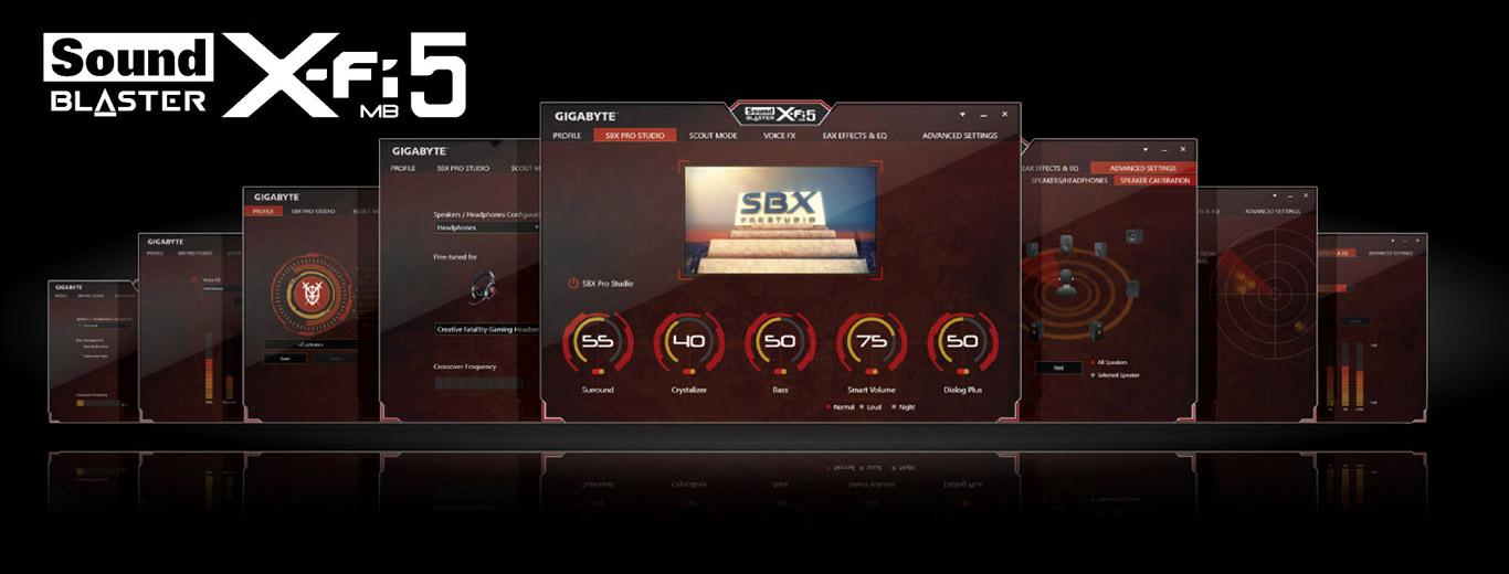 sound blaster x-fi driver download