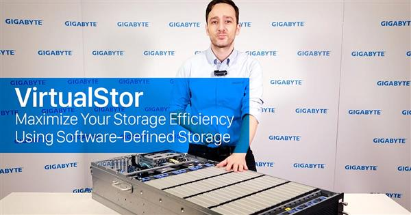 [Video] VirtualStor: Maximize your storage efficiency using software-defined storage