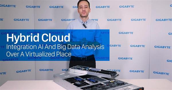 [Video] Hybrid Cloud: Integration AI and big data analysis over a virtualized place