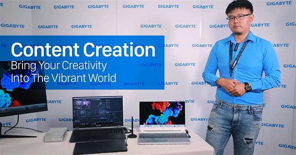[Video] Content Creation: Bring your creativity into the vibrant world