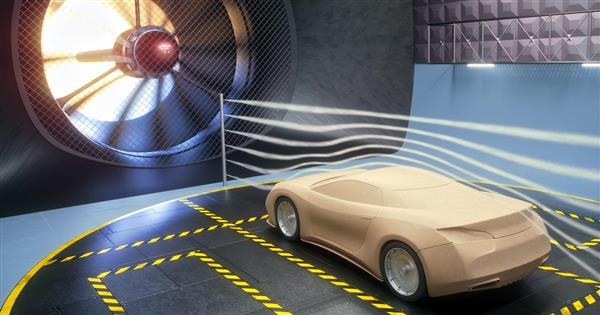 Satisfying Your Need for Speed:  Server Technology Helps to Achieve Aerodynamic Vehicle Design