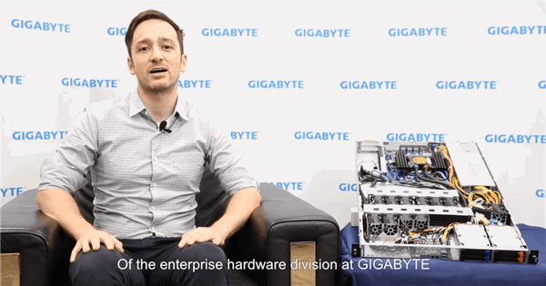[Video] GIGABYTE Server Liquid Cooling Solutions