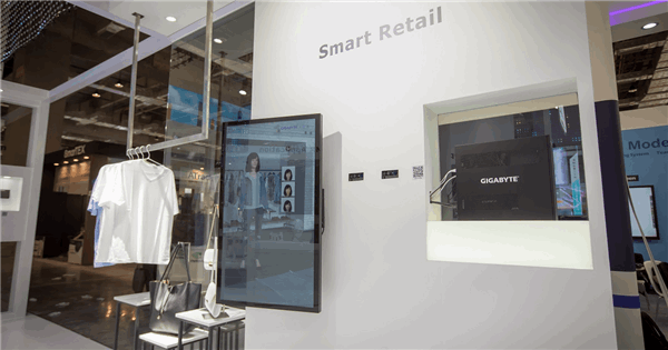 Smart Retail - Clothing Fitting Style O2O (Online to Offline) Experience Marketing Solutions