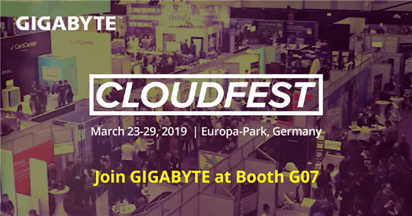 CloudFest embraces and celebrates the cloud industry, showcasing everything new and exciting in technology and internet innovation.