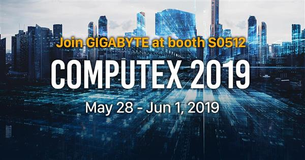 Join GIGABYTE at COMPUTEX as we explore and cultivate the 5G ecosystem.
