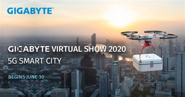 GIGABYTE Virtual Show presents tech products and solutions that can help businesses adapt to new normal