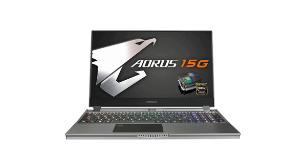 AORUS 15G (Intel 10th Gen)