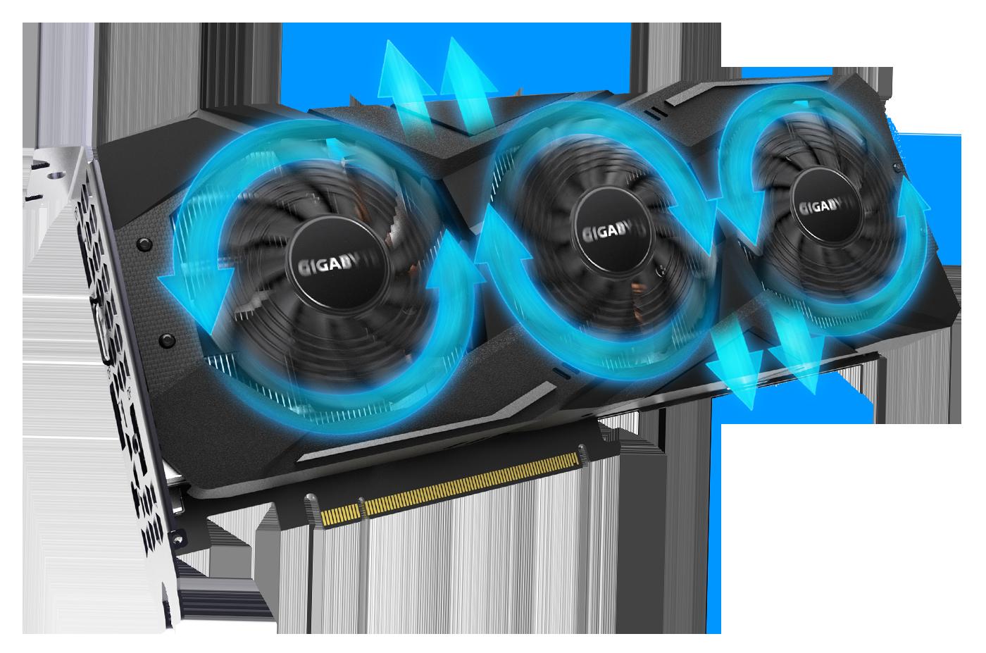 Gigabyte Geforce RTX 2080 Ti 11GB Windforce 2