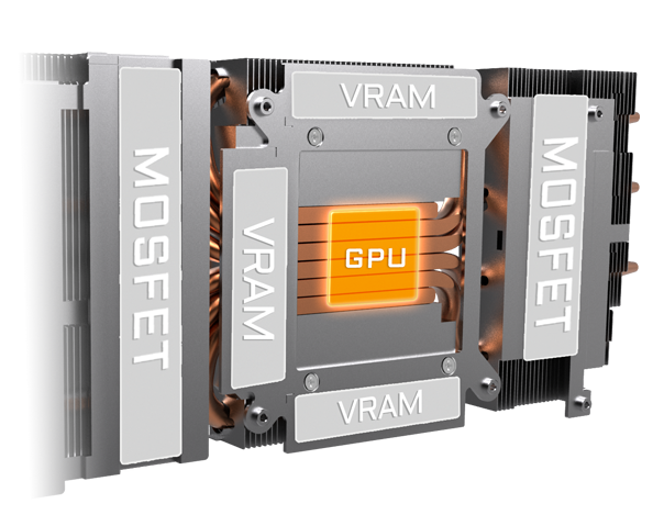 Gigabyte Geforce RTX 2080 Ti 11GB Windforce 8
