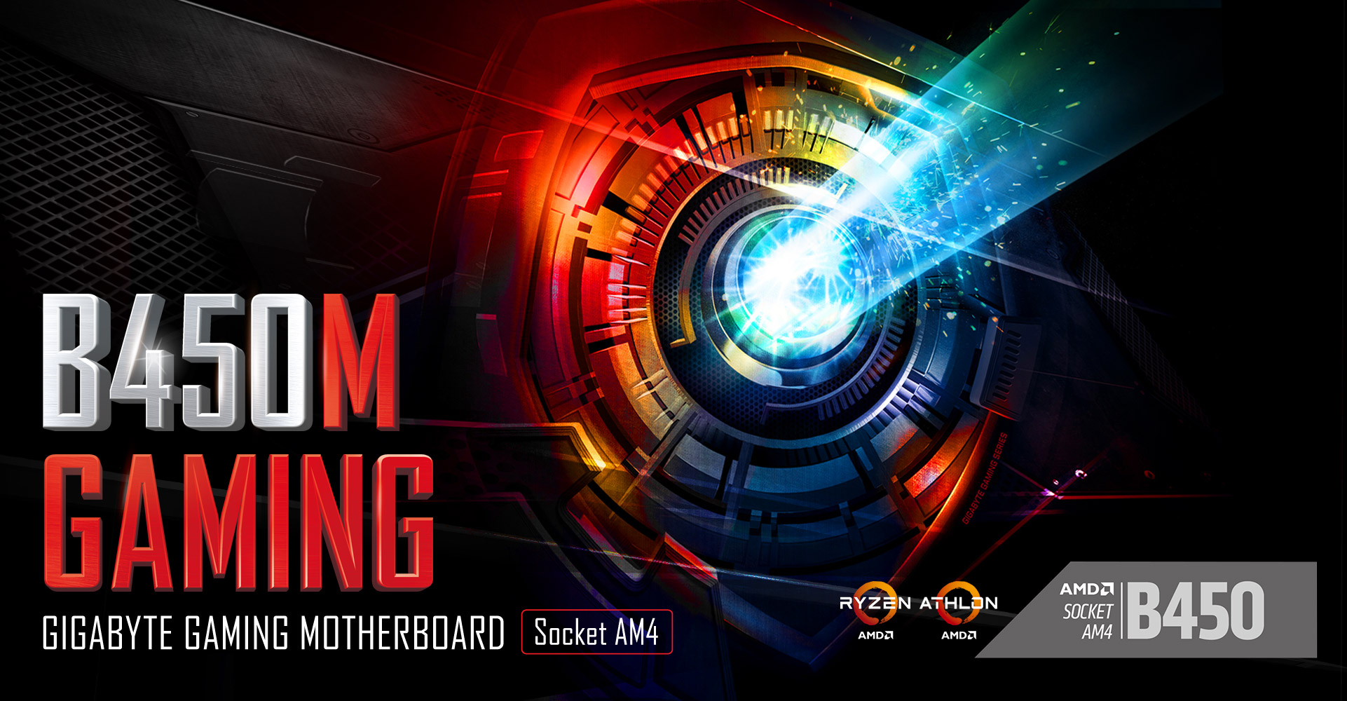 B450M GAMING (rev  1 0) | Motherboard - GIGABYTE Global