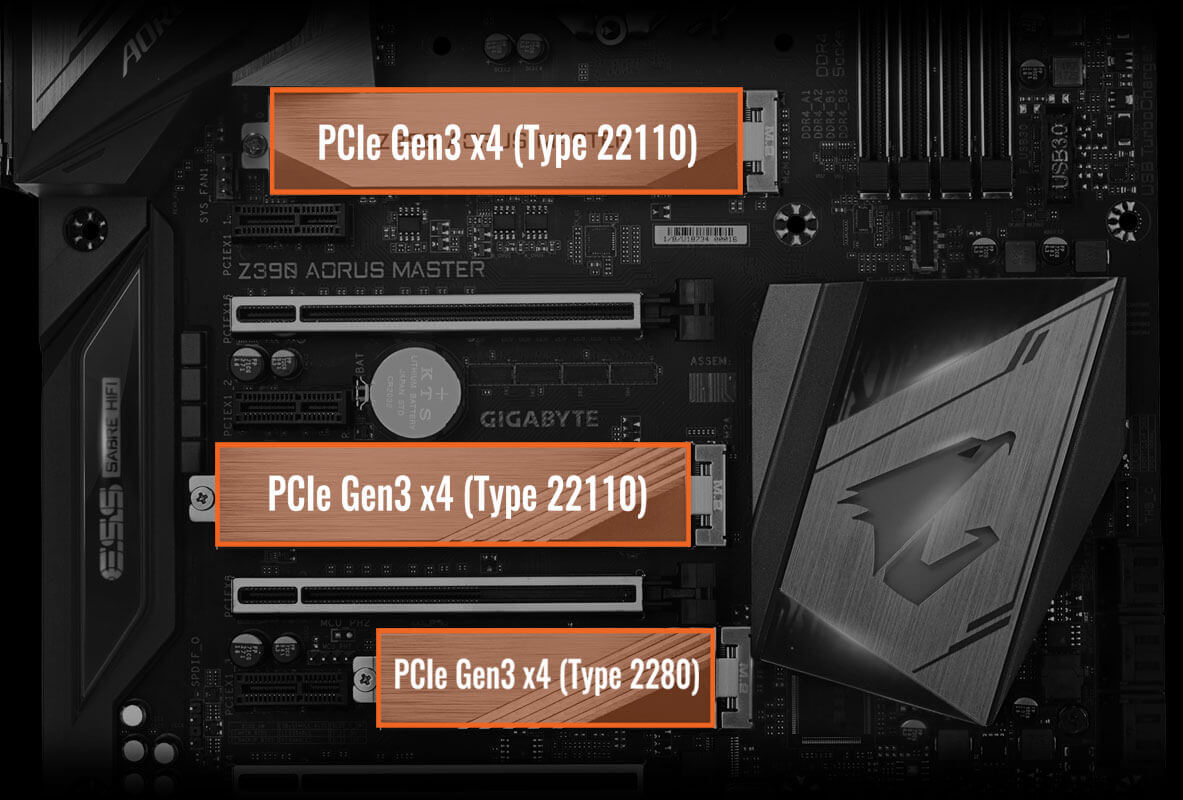 Z390 Aorus Master Rev 10 Motherboard Gigabyte Global Audio And Mic Wiring Diagram Gaming Motherboards Are Focused On Delivering M2 Technology To Enthusiasts Who Want Maximize Their Systems Potential