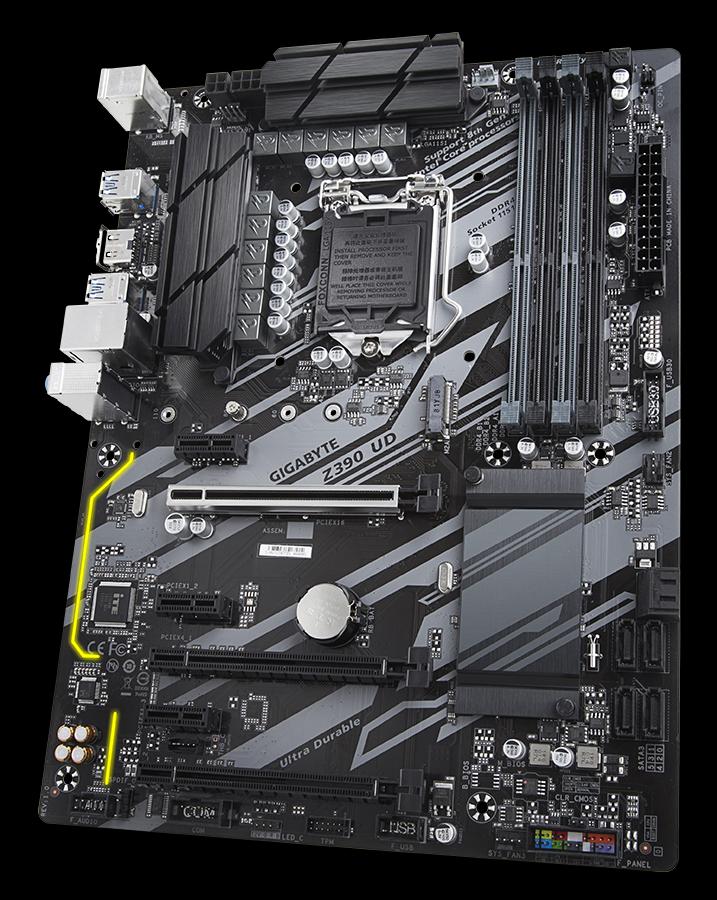 Z390 UD (rev  1 0) | Motherboard - GIGABYTE U S A