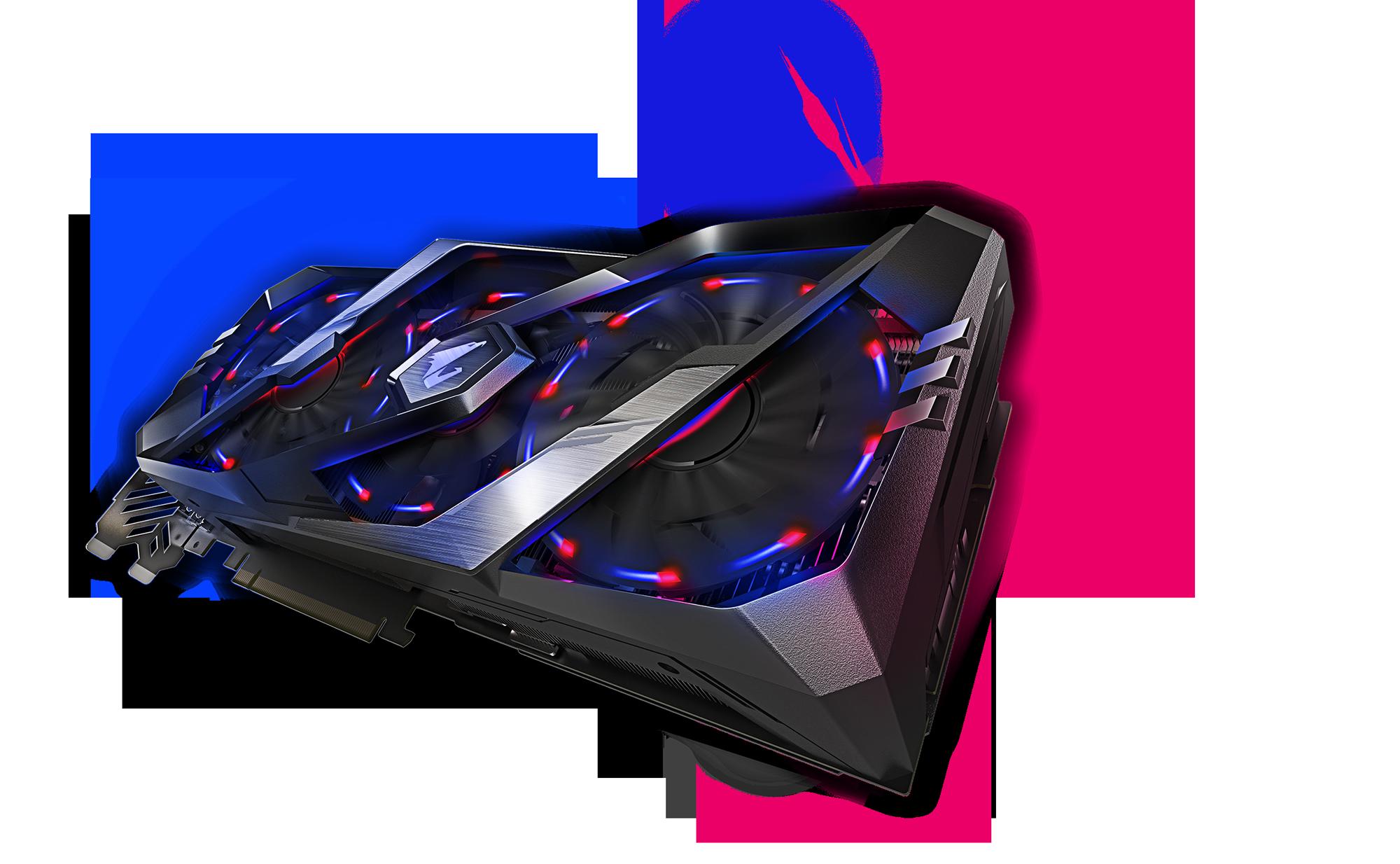 AORUS GeForce RTX™ 2070 XTREME 8G | Graphics Card - GIGABYTE