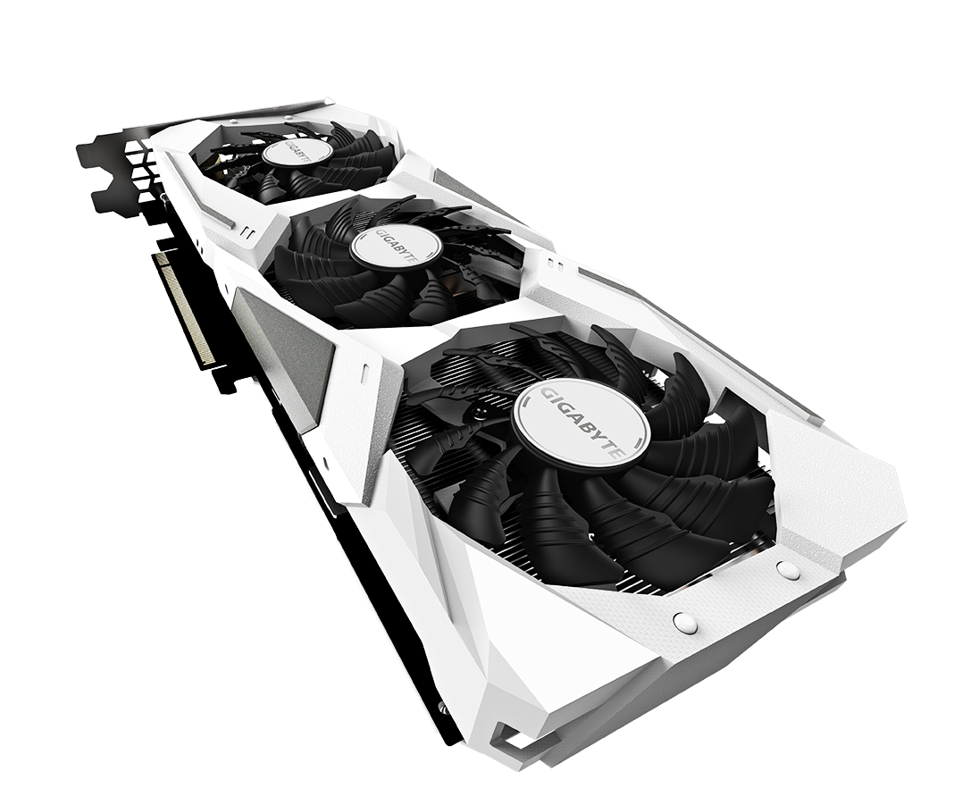 GeForce RTX™ 2070 GAMING OC WHITE 8G | Graphics Card