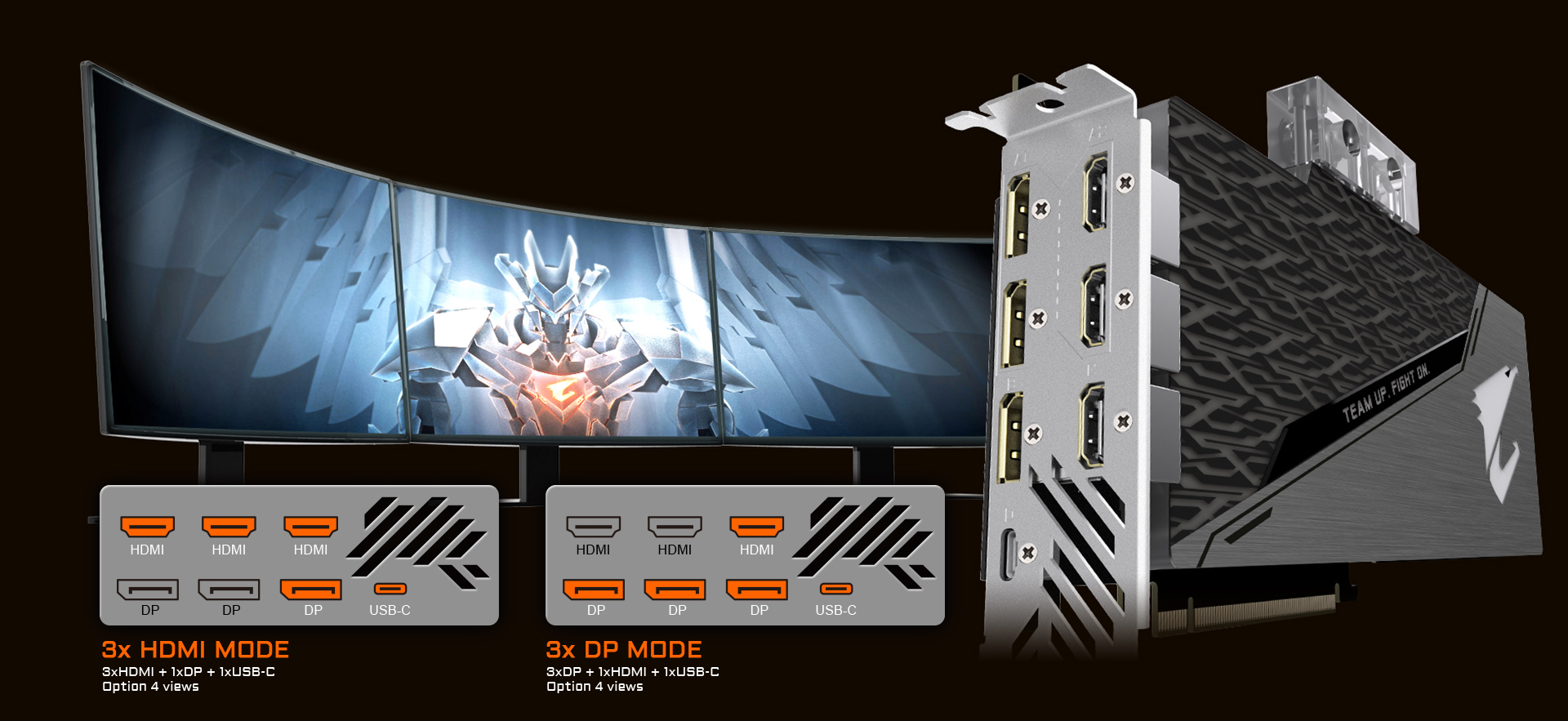 AORUS GeForce RTX™ 2080 Ti XTREME WATERFORCE WB 11G