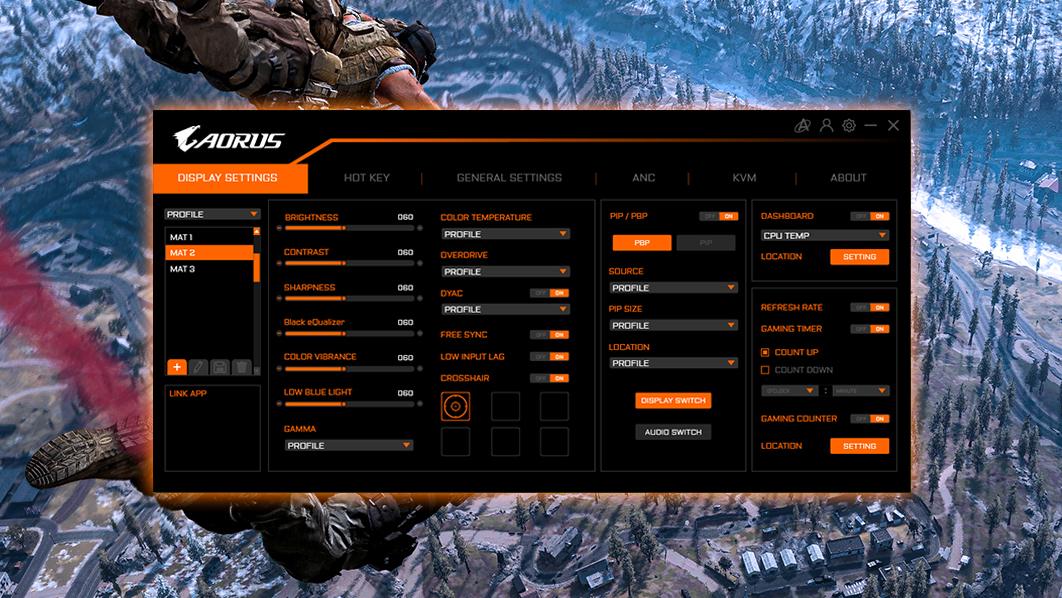 AORUS AD27QD Gaming Monitor   Monitors - GIGABYTE Germany