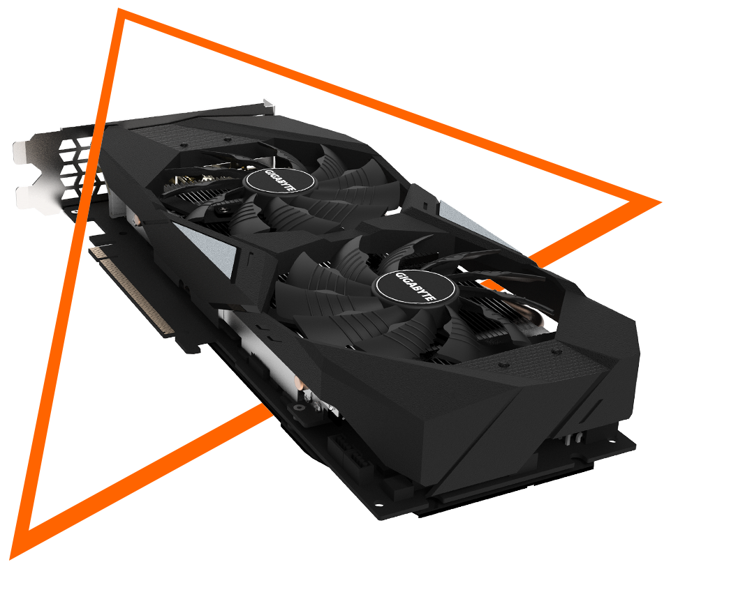 GeForce RTX™ 2060 WINDFORCE OC 6G (rev  1 0) | Graphics Card