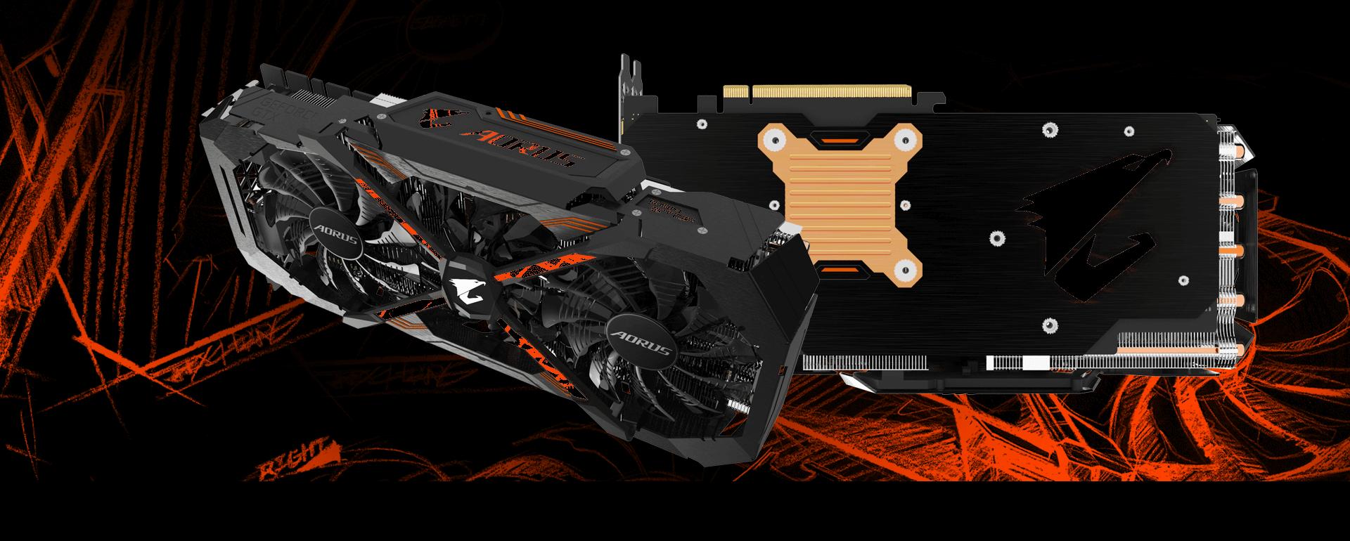 AORUS GeForce RTX™ 2060 XTREME 6G (rev  1 0) | Graphics Card