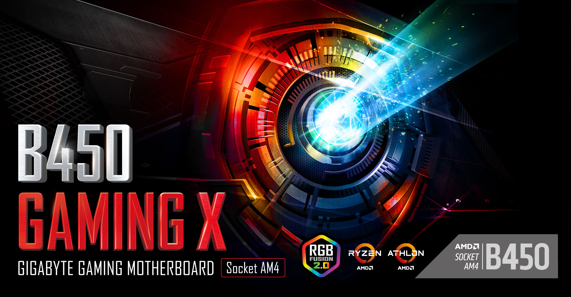 B450 Gaming X (rev  1 0) | Motherboard - GIGABYTE Global