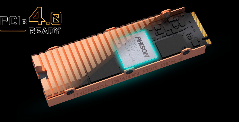 Aorus Nvme Gen4 Ssd 2tb Solid State Drive Ssd Gigabyte Global