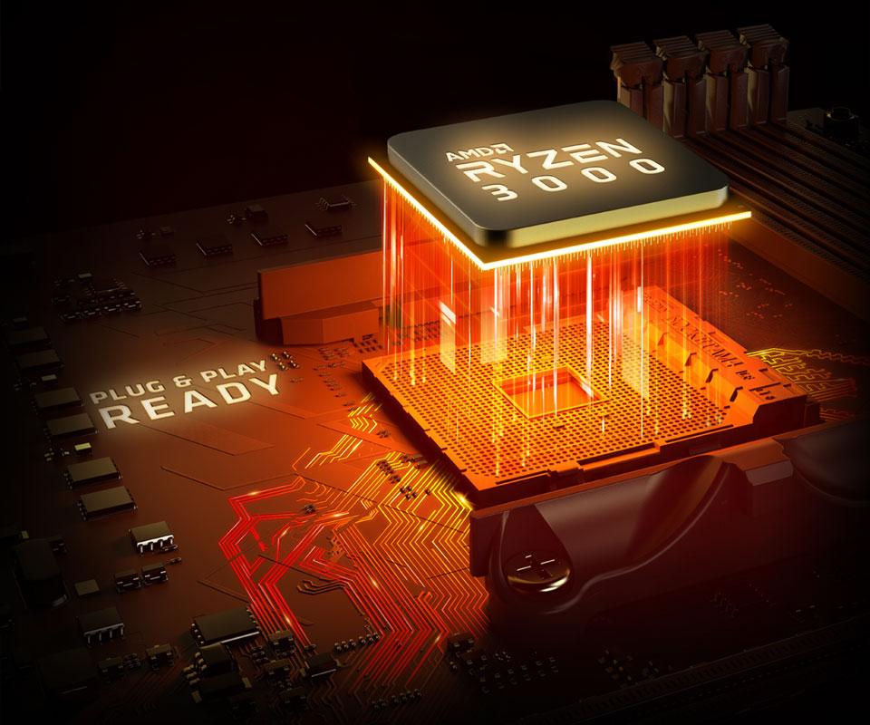 Gigabyte X570 AORUS Master Motherboard