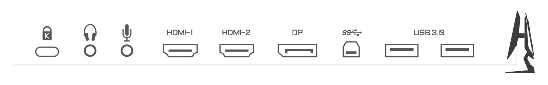 I/O port illustration