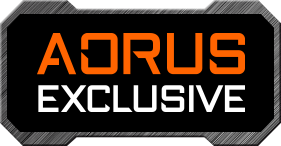AORUS CV27Q Gaming Monitor 2k - 165Hz - 1ms 18