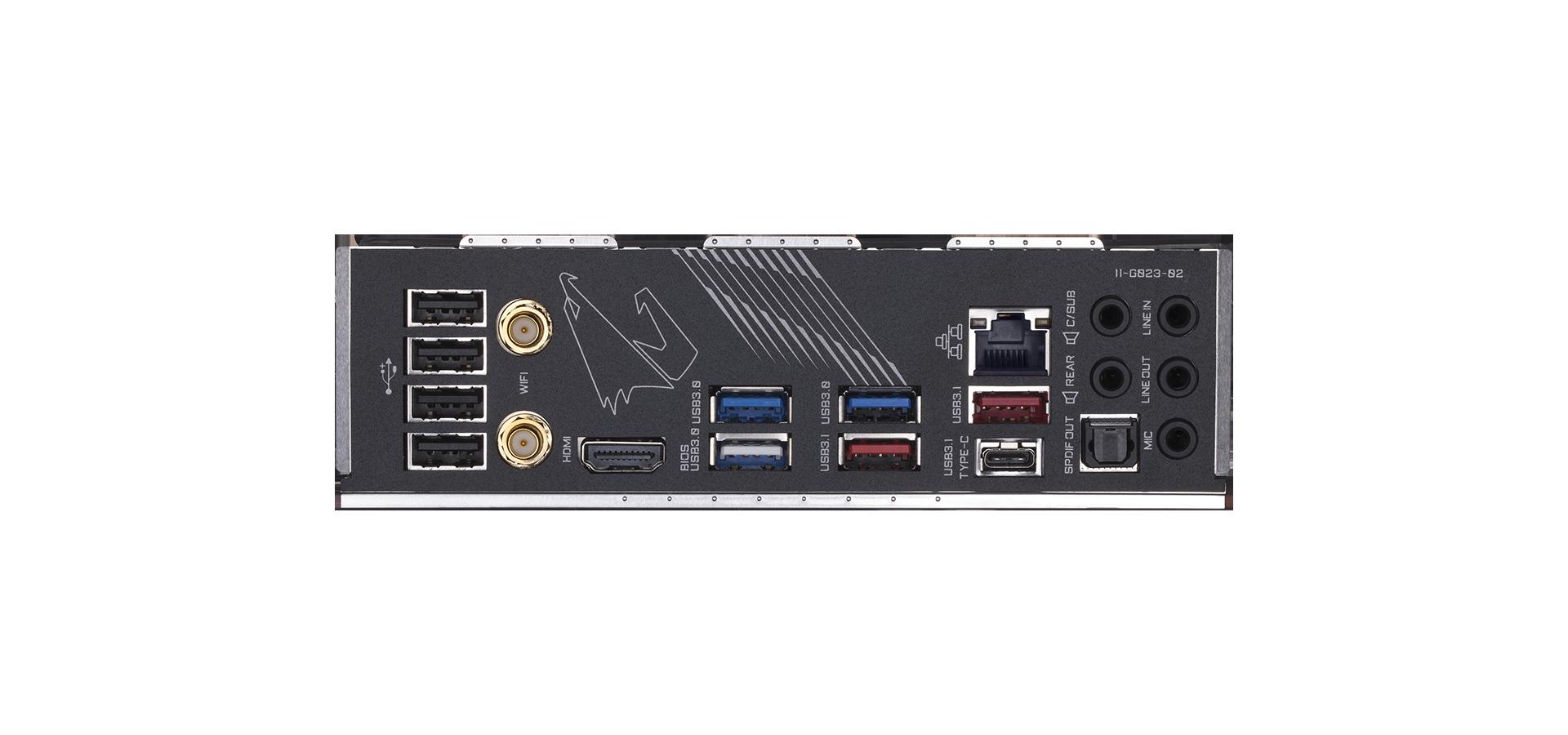 X570 AORUS PRO WIFI (rev  1 0) | Motherboard - GIGABYTE U S A