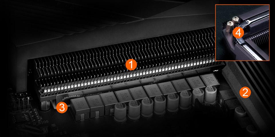 X570 AORUS PRO (rev  1 0) | Motherboard - GIGABYTE Global