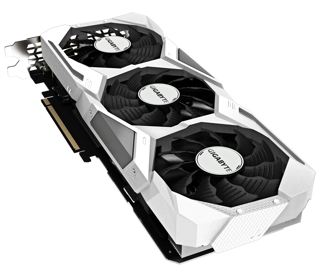 GeForce® RTX 2070 SUPER™ GAMING OC WHITE 8G   Graphics Card