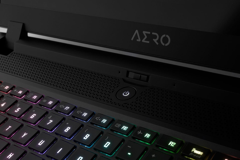 AERO Creator Laptop Webcam Cover