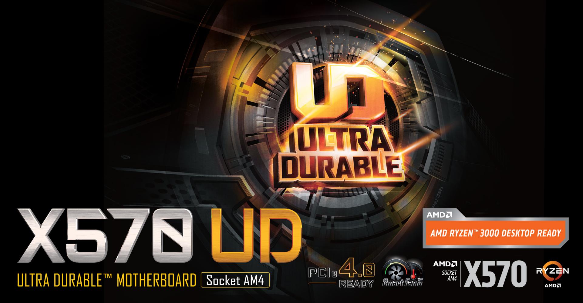 X570 UD (rev  1 0) | Motherboard - GIGABYTE U K