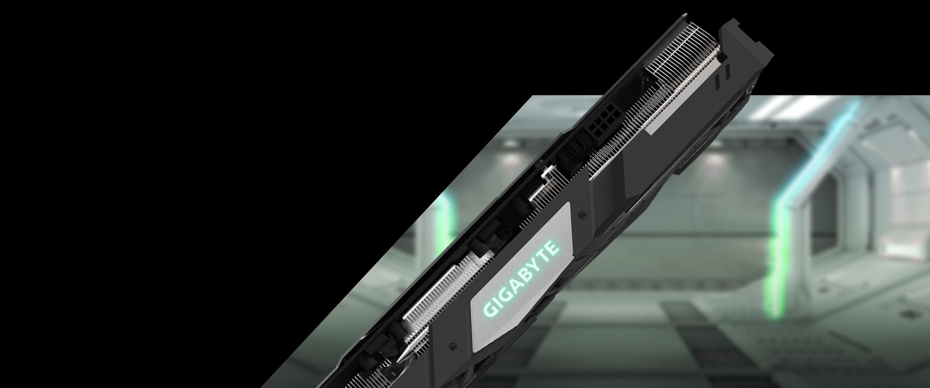 Gigabyte Radeon RX 5700 GAMING OC 8G 8