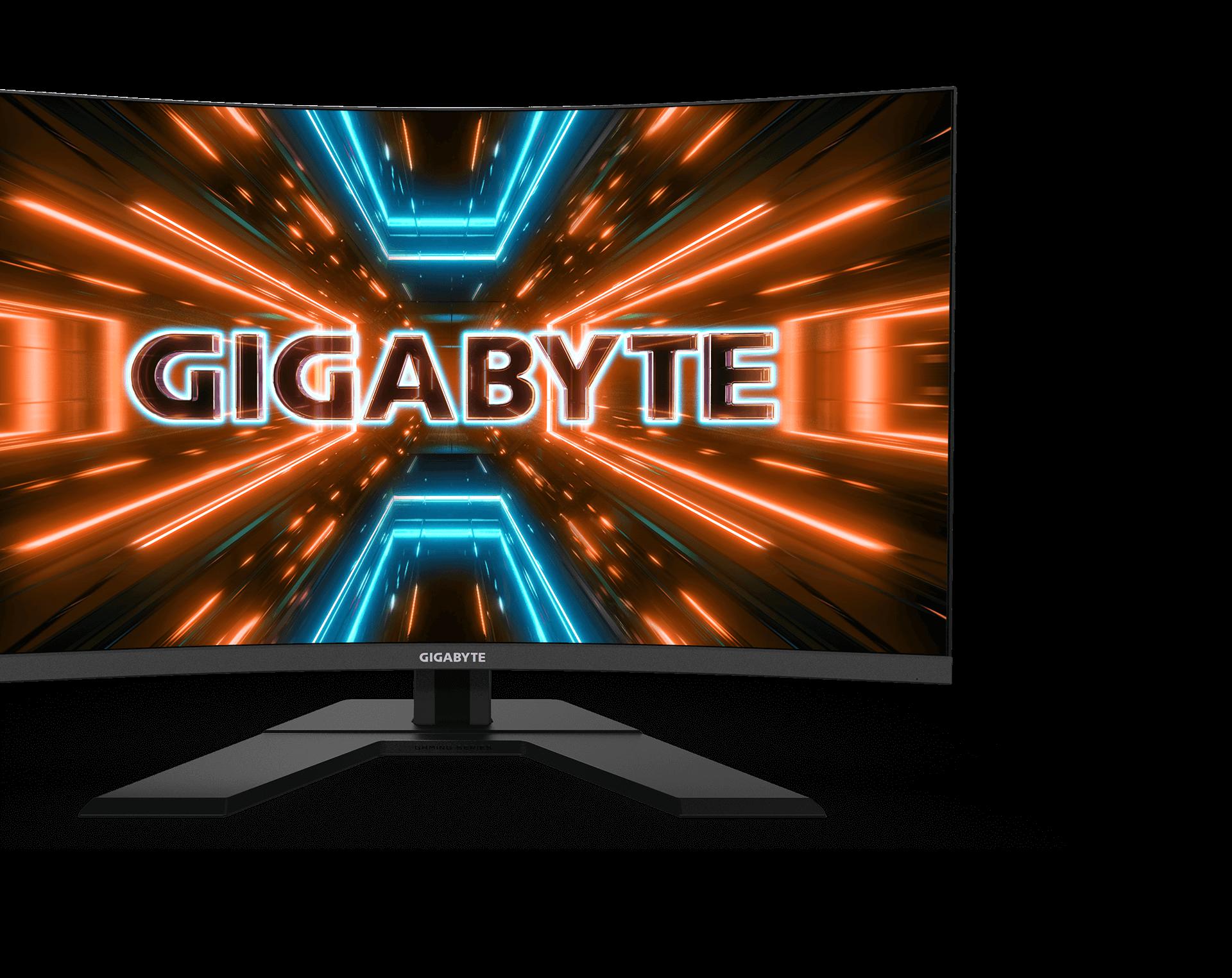 Gigabyte G32QC Gaming Monitor QHD 165Hz 1ms 12