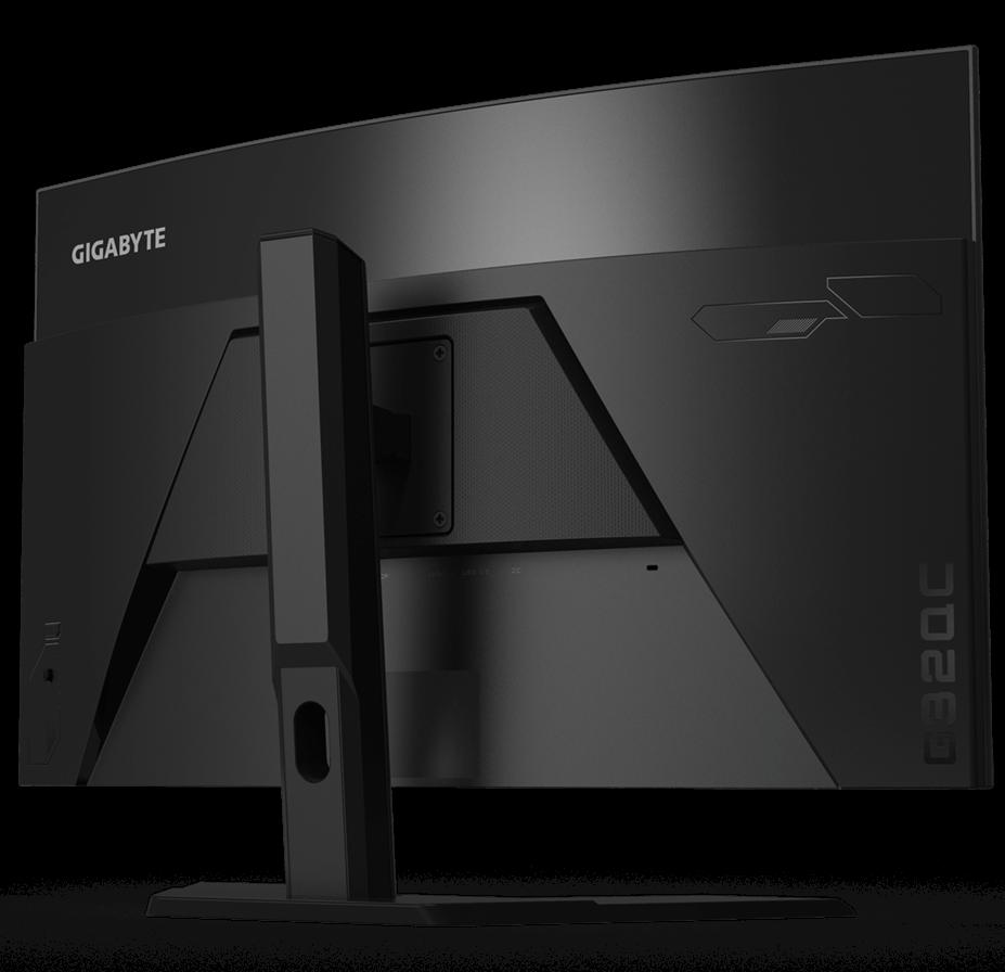 Gigabyte G32QC Gaming Monitor QHD 165Hz 1ms 24