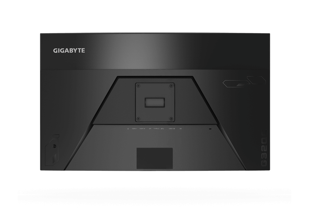 Gigabyte G32QC Gaming Monitor QHD 165Hz 1ms 45