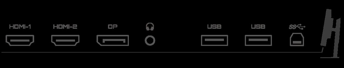 Gigabyte G27FC Gaming Monitor FHD 165Hz 1ms 47