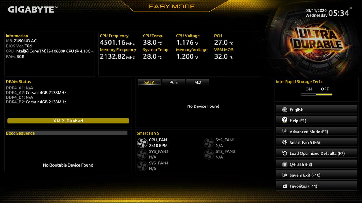 Gigabyte H410M S2H (rev. 1.0) Motherboard - Intel H410 Chipset 31