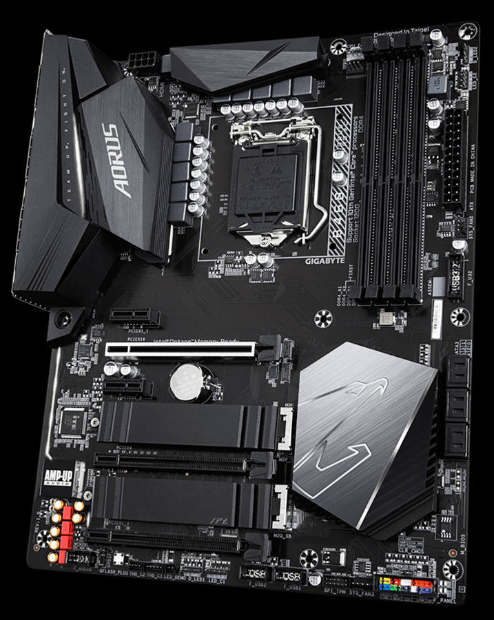 Gigabyte B460 AORUS PRO AC (rev. 1.0) Motherboard 37