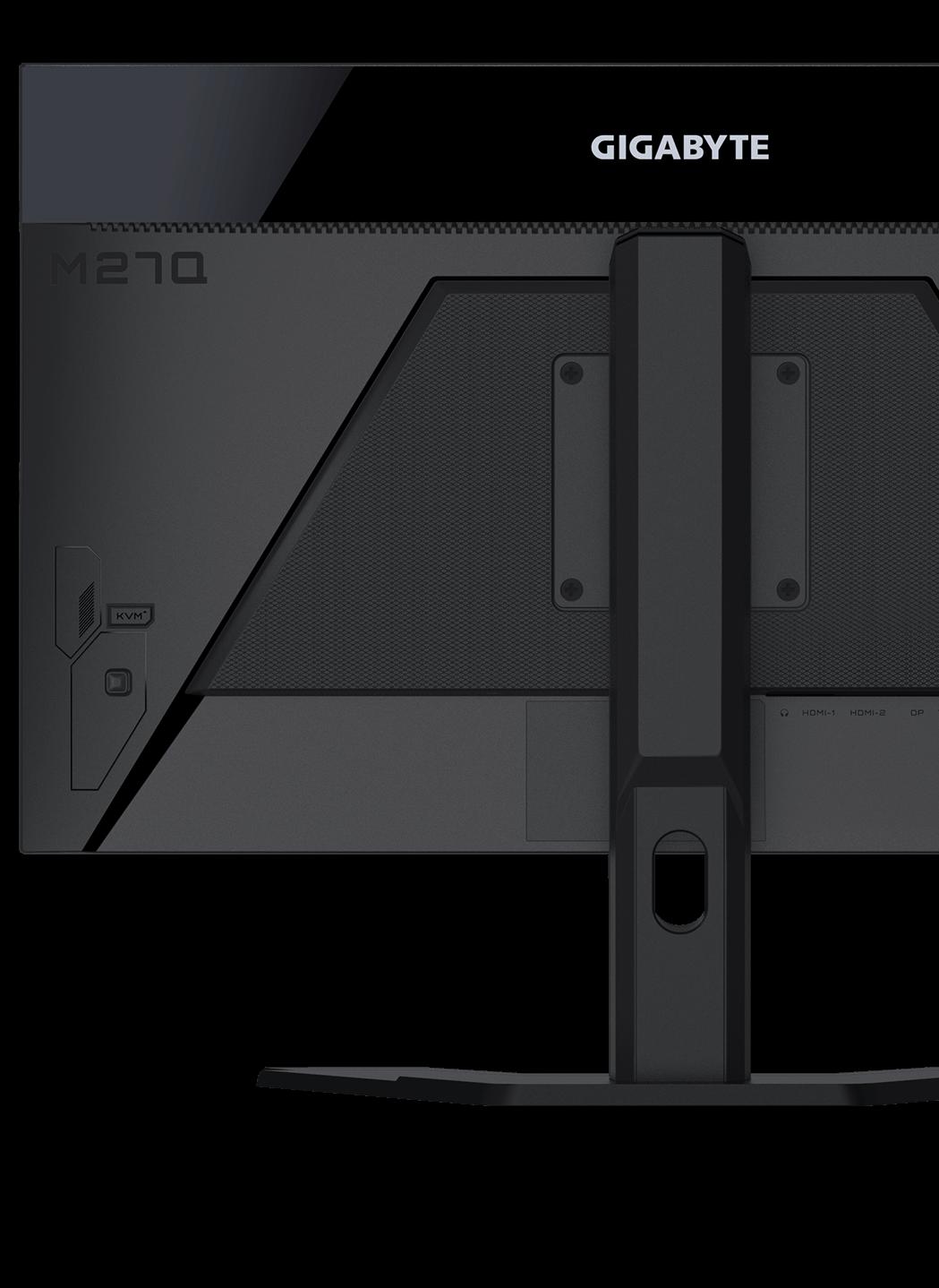 Gigabyte M27Q Gaming Monitor QHD 170Hz 0.5ms IPS 12