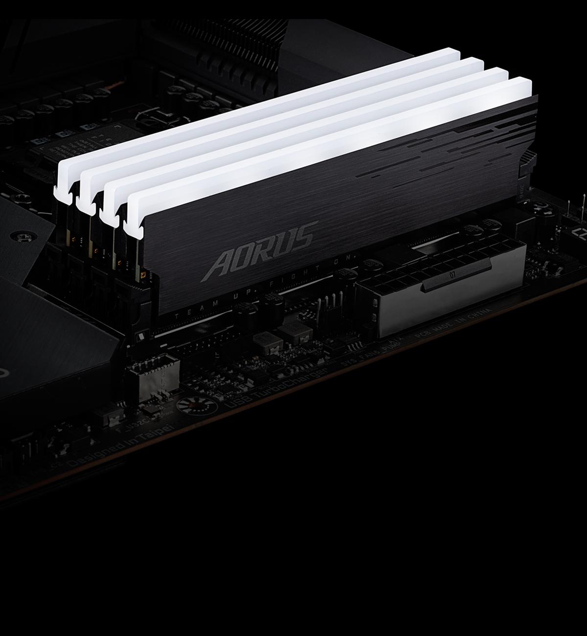 Gigabyte AORUS RGB Memory DDR4 16GB (2x8GB) 4400MHz - GP-ARS16G44 11