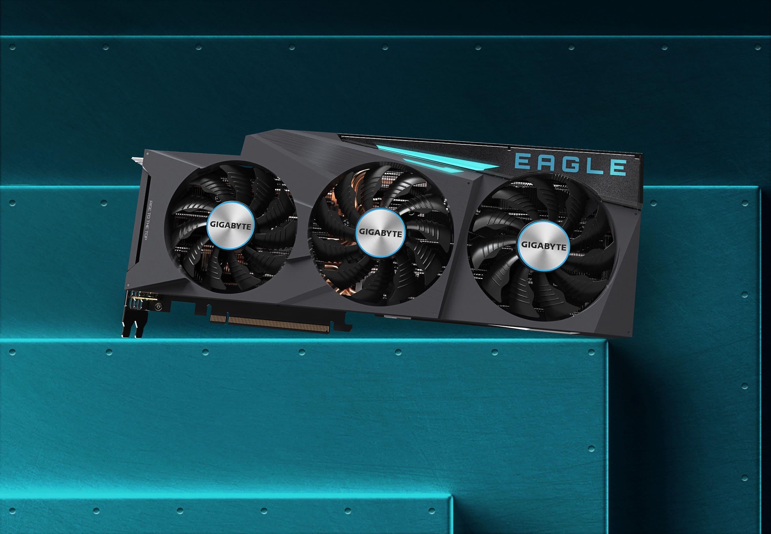 RTX 3080 EAGLE OC