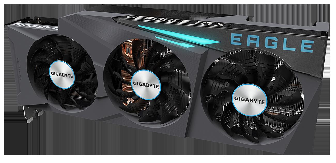 Review Gigabyte Geforce RTX 3080 Eagle OC 10G 1