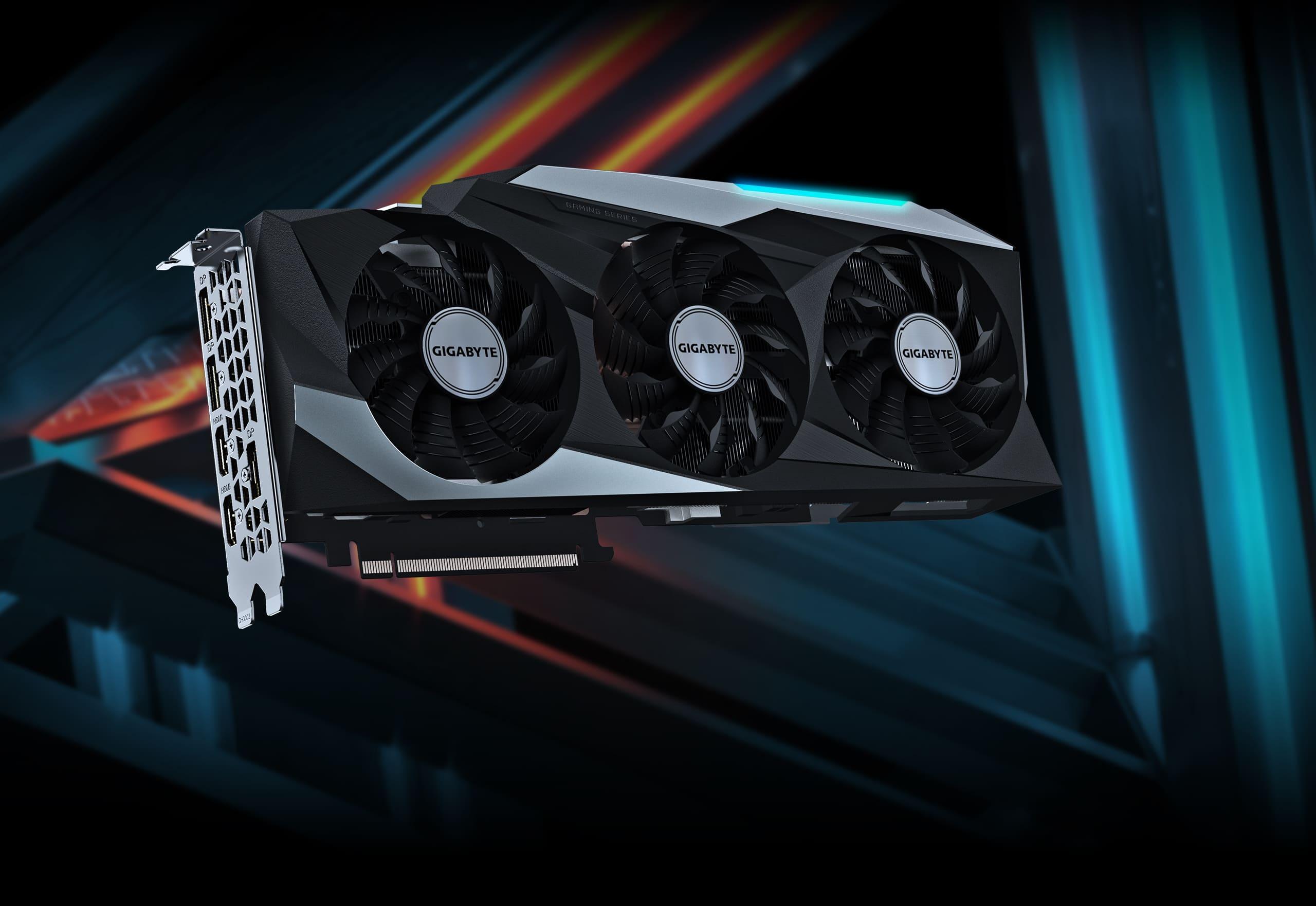 Gigabyte GeForce RTX 3080 GAMING OC 10G 9