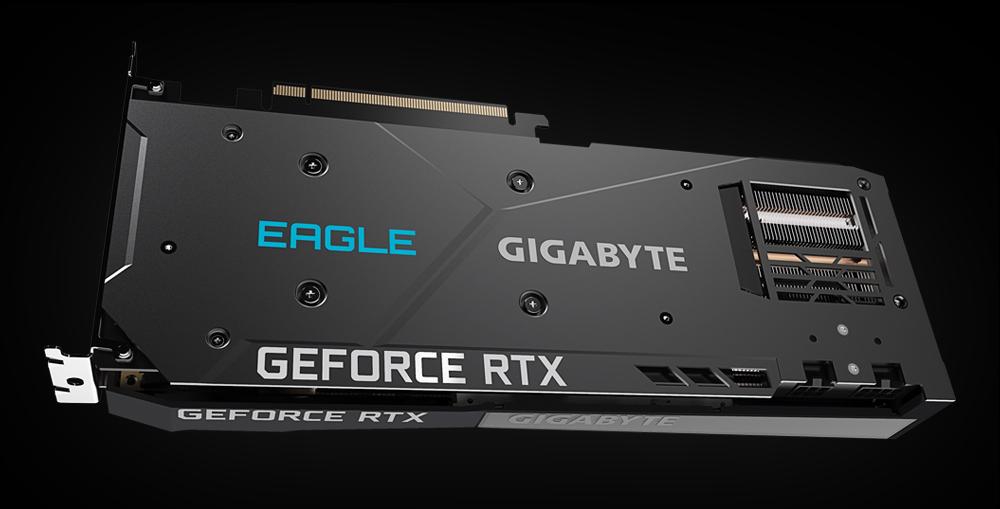 Gigabyte GeForce RTX 3070 EAGLE OC 8G 13